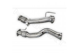 Downpipe RACE MANHART BMW M3 / M4 + COMPETITION G80/G82/G83 (2020+)