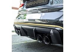 Diffuseur carbone MANHART BMW M3 / M4 + COMPETITION G80/G82/G83 (2020+)