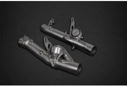Echappement CAPRISTO Ferrari F8 Tributo - Silencieux racing à valves