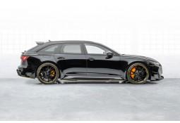 Insert de Bas de caisse Carbone MANSORY pour Audi RS6 C8 (2020+)