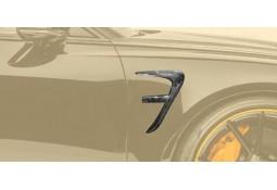 Splitter d'ailes avant Carbone MANSORY pour Audi RS6 C8 (2020+)