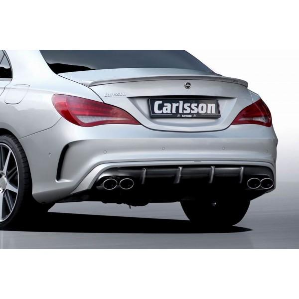 Silencieux Echappement + Diffuseur CARLSSON Mercedes CLA (C117)