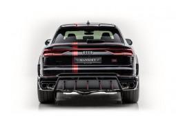 Becquet de toit carbone MANSORY pour Audi RSQ8 4M (2020+)(Version II)