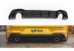 Diffuseur Maxton Design + silencieux look GTI pour Golf 8 Essence Standard