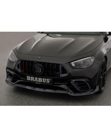 Inserts de calandre avant carbone BRABUS Mercedes Classe E63 S AMG Facelift (W213)(07/2020+)