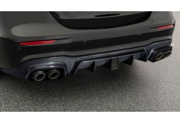 Echappement BRABUS Mercedes Classe E63 S AMG W213 (07/2020+) -Ligne FAP-Back à valves + Diffuseur Carbone