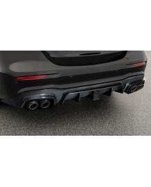 Diffuseur Carbone + Embouts BRABUS Mercedes Classe E63 S AMG Facelift (W213)(07/2020+)
