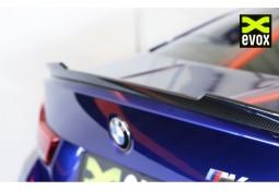 Becquet de Coffre Carbone EVOX BMW M4 (F82)