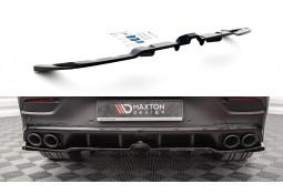 Lame de diffuseur Maxton Design pour Mercedes GLE 53 AMG Coupé C167 (2020+)