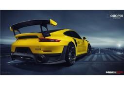 Aileron look GT2 RS DARWIN PRO pour Porsche 991.1 C2 / C4 / C2s / C4s coupe (2012-2016)