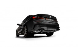 Echappement REMUS BMW M340i xDrive G20/G21 & M440i xDrive G22 FAP (05/2019+)-Silencieux à valves Race