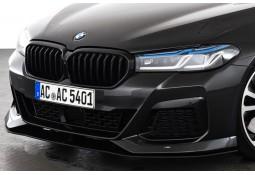 Spoiler Avant AC SCHNITZER BMW Série 5 Pack M (G30/G31) (2020+)
