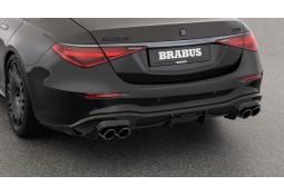 Diffuseur arrière + embouts BRABUS Mercedes Classe S500 Pack AMG W223 (2021+)