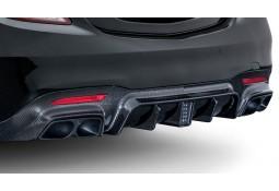 Diffuseur Carbone + Echappement BRABUS Mercedes S63 / S65AMG (W222) (2017+)