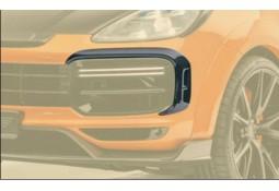 Extension de pare-chocs avant Carbone MANSORY Porsche Cayenne Turbo Coupé & SUV E3 (2018+)