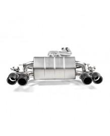 Echappement AKRAPOVIC Bmw M2 CS F87N (2020+)- Ligne Cat-Back à valves