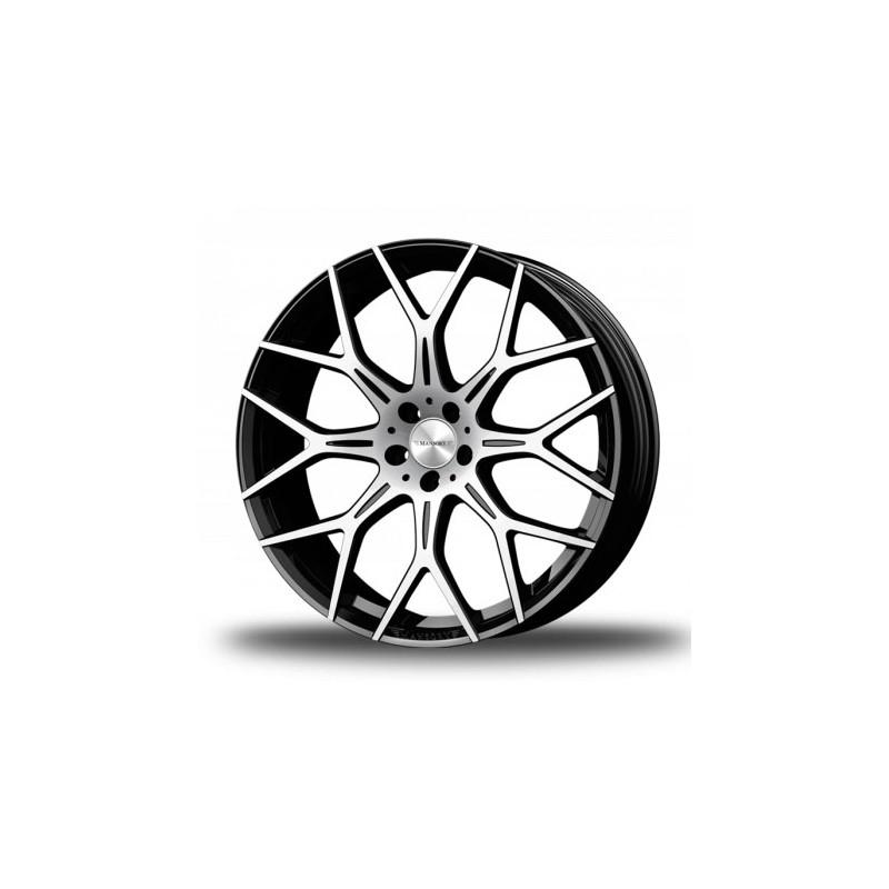"""Pack Jantes MANSORY N.80 10,5x23"""" pour Mercedes GLE Coupé & SUV (C/V167) (2020+)"""