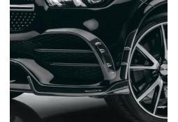 Flaps avant Carbone MANSORY pour Mercedes GLE53 AMG & GLE Pack AMG Coupé & SUV (C/V167)(2020+)