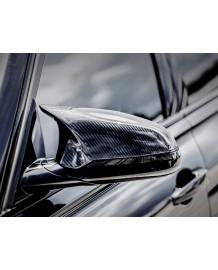 Coques de rétroviseurs Carbone BMW M2 Compétition + CS  (2018+)