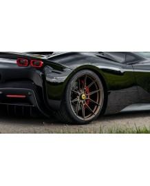 "Pack Jantes NOVITEC NF10 Forged 21""/22"" Ferrari 488 / 488 PISTA"