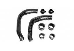 Kit Charge Pipes Carbone EVENTURI BMW M2 Competition (F87) & BMW M3 F80 M4 F82 F83