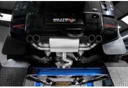 Ligne d'échappement FAP-Back MILLTEK Land Rover Defender 110 3,0 V6 P400 (2020+)(Homologué)