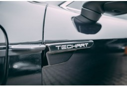 "Logo ""Techart"" latéral TECHART Porsche TAYCAN (2020+)"