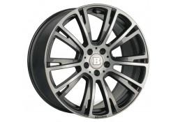 """Pack Jantes BRABUS Monoblock R 9,5x20"""" Mercedes GLE + 63 AMG Coupé (C292)"""