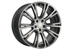 "Pack Jantes BRABUS Monoblock R 8,5x18"" Mercedes Classe V - Vito (W447)"