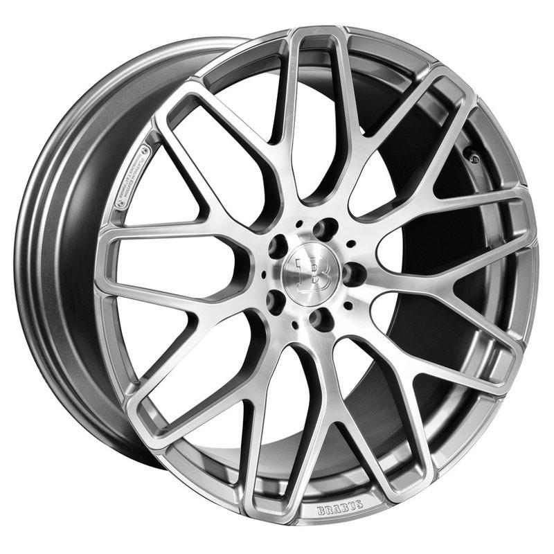 "Pack Jantes BRABUS Monoblock Y 9/10,5x21"" Mercedes EQC (W293)"