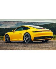 Echappement SUPERSPRINT Porsche 992 Carrera / S / 4 / 4S + Cabriolet OPF/FAP (2019+)- Silencieux à valves Race