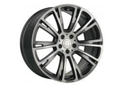 "4 Jantes BRABUS Monoblock R 8,5x19""/9,5x19"" 5x112 Mercedes"
