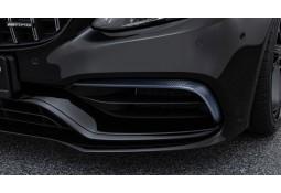 Extensions de pare-chocs avant BRABUS en Carbone Mercedes Classe C 63 AMG (W/S205)(08/2018+)