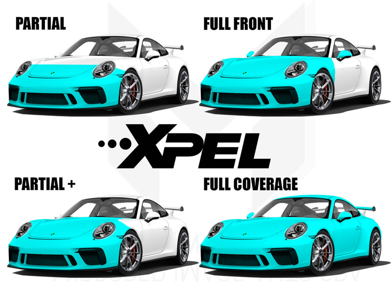 Protection XPEL by SupRcars