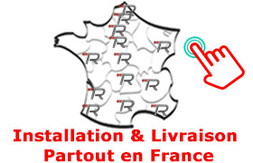 Installation et Livraison partout en France