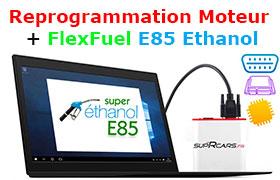 FLEX FUEL ETHANOL E85